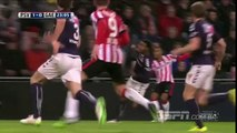 PSV Eindhoven 5 - 0 Go Ahead Eagles All Goals and Full Highlights 20/12/2014 - Eredivisie