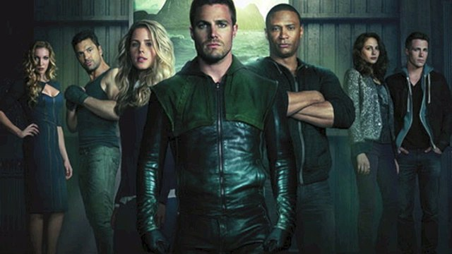 "Arrow Season 2 OST Track 11 ""Roy Becomes A Hero"""