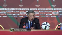 Ancelotti hails 'unforgettable year' for Real Madrid