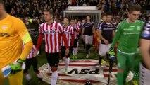 Holanda: PSV 5-0 Go Ahead Eagles