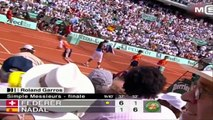 Rafael Nadal Vs Roger Federer | Roland Garros 2006 | Final Full Match HD