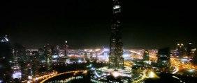 Watching Dubai Fountain, Downtown Dubai 2015 , Burj Khalifa Fire Works 2015 Latest Video