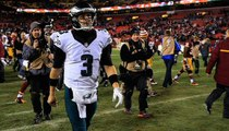 Eagles Upset, Rivers Rallies Charges