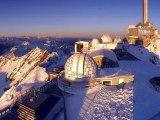 Lever du jour au coucher du soleil au Pic du Midi