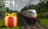 Train Fever Giveaway - 21. Türchen Adventskalender 2014   QSO4YOU Gaming