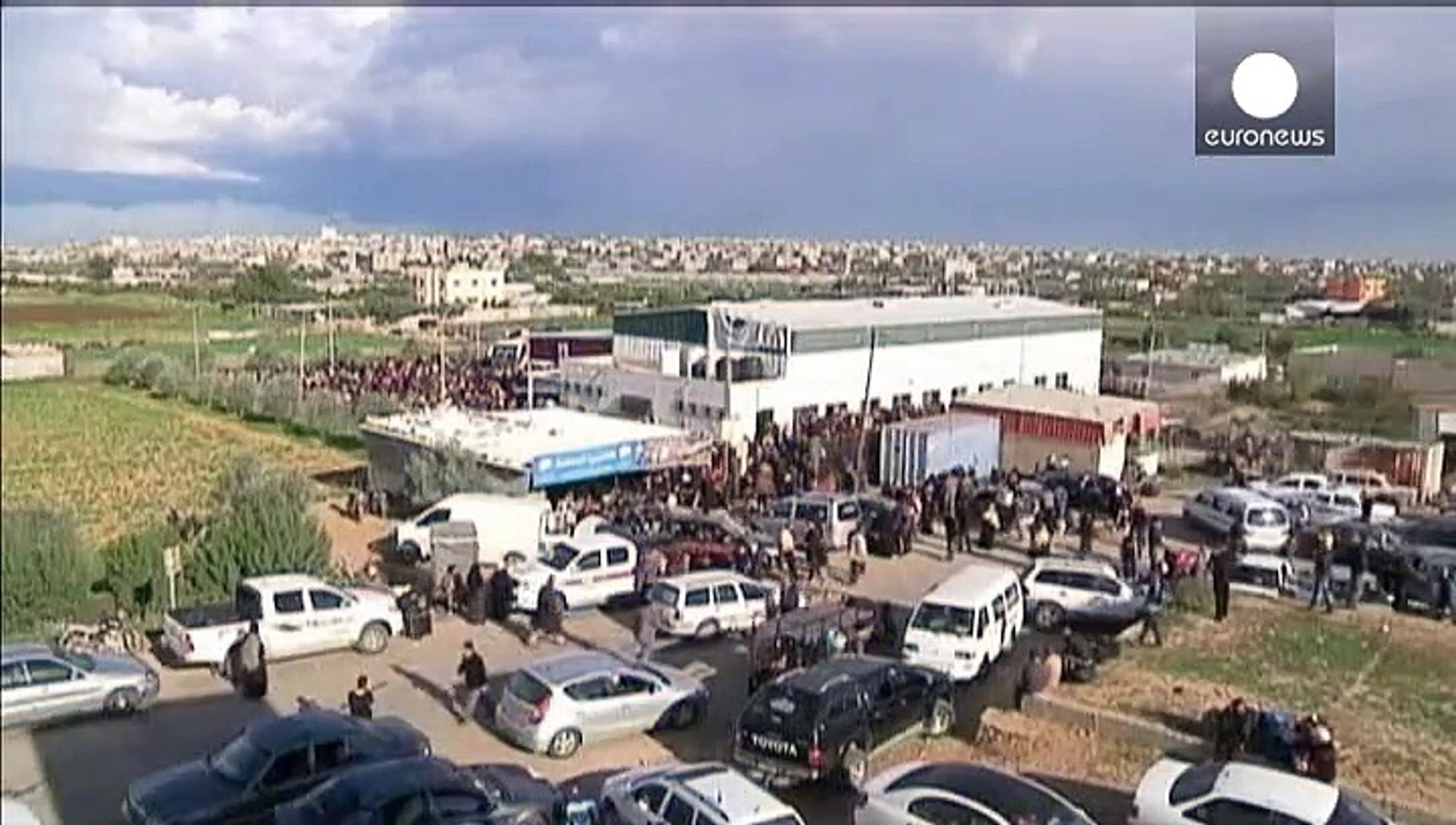 Власти Египта открыли КПП