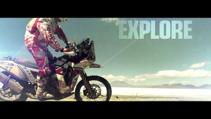 OFFICIAL 2015 DAKAR TEASER
