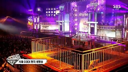 141221 Apink - LUV @ 2014 SBS Gayo Daejun