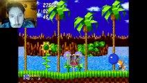 Yurisolaire joue à Sonic the Hedgehog 1 and 2 (Hack) (21/12/2014 23:55)