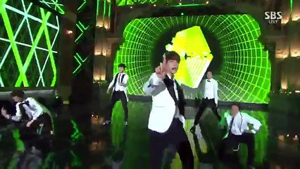 141221 EXO - Overdose  @ 2014 SBS Gayo Daejun