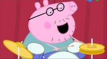 Peppa Pig 1x21 Instrumentos Musicales