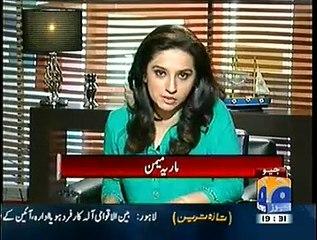 Mere Mutabiq with Hassan Nisar – 21st December 2014