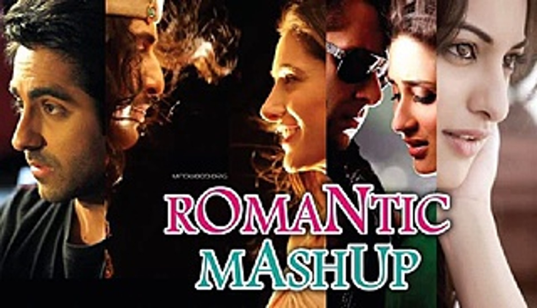 Hindi Romantic Love Mashup Song 2015  Hindi Best Songs