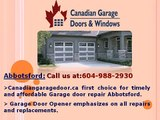 Garage Door Repair Service, Garage Door Openers, Garage Doors