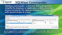 Démo de migration de base de données Sybase IQ vers Oracle