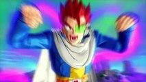 Dragon Ball Z Xenoverse - Gameplay avec les ennemis : Goku vs Freezer [1080p]