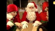 Archives de Noël : l'atelier des lutins en 2002