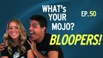 WatchMojo Blooper Reel 2014 - What's Your Mojo: Ep. 50