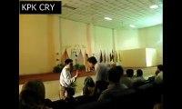 Peshawar Attack Exclusive - Video of Army Public School Auditorium few mins before terrorist attack