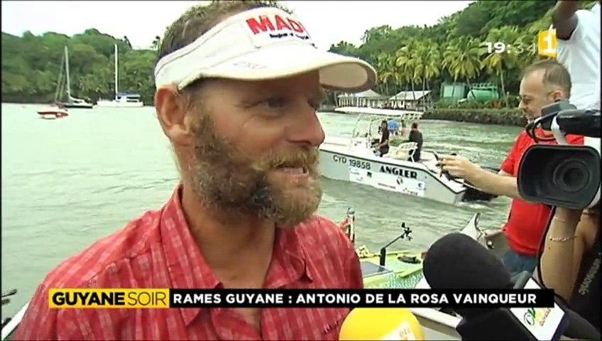 Rames Guyanes, Antonio De La Rosa