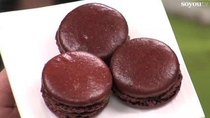 Macarons au chocolat - Recette facile