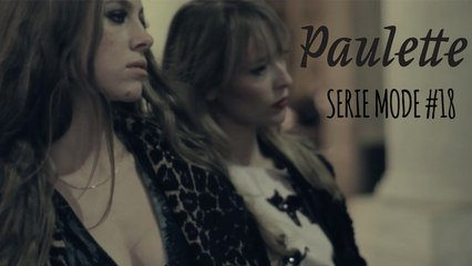 Série Mode féline - Paulette Magazine N°18