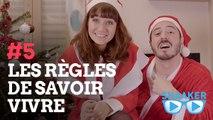 Les Cadeaux de Noël - Les Règles de Savoir-Vivre - Shaaker