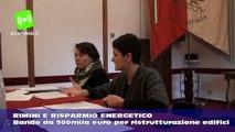 Rimini e risparmio energetico, bando da 500mila euro per ristrutturazione edifici