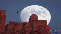 Il vero 'moonwalking': l'uomo che cammina sulla luna