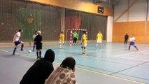 Coupe Nationale : Futsal Bazougers - Aron Futsal