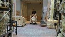 L'atelier de moulage de la Réunion des musées nationaux