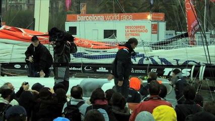 Resumen Barcelona World Race 2010 2011
