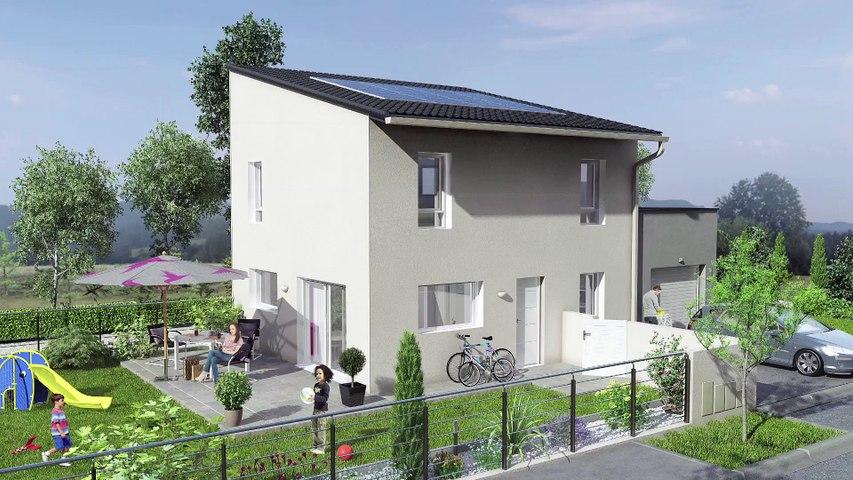 Témoignages des partenaires industriels Maison Énergies Positives Villa Soleil Maison Vision