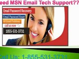 MSN Email @1-855-531-3731@Technical Support-Customer Service-Helpline