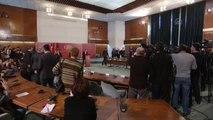 """Davutoğlu: """"Makedonya Son Derece Stratejik Bir Ülkedir"""""""
