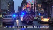 Ecosse: tragique accident avant Noël à Glasgow
