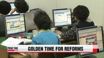 2015 golden time to carry out structural reforms in labor market
