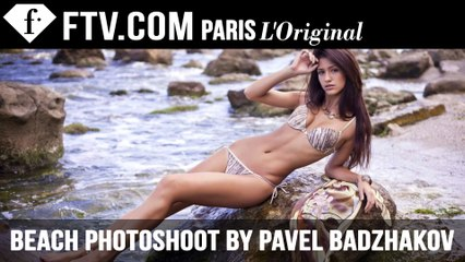 Summer Fashion - Beach Photoshoot by Pavel Badzhakov | FashionTV