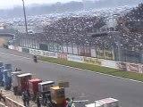 Stunt de ouf le Mans 2006