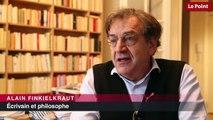 Éviction d'Eric Zemmour d'I-Télé : Alain Finkielkraut réagit