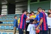Making of de la portada de la REVISTA Barça (Leo Messi & Neymar Jr)