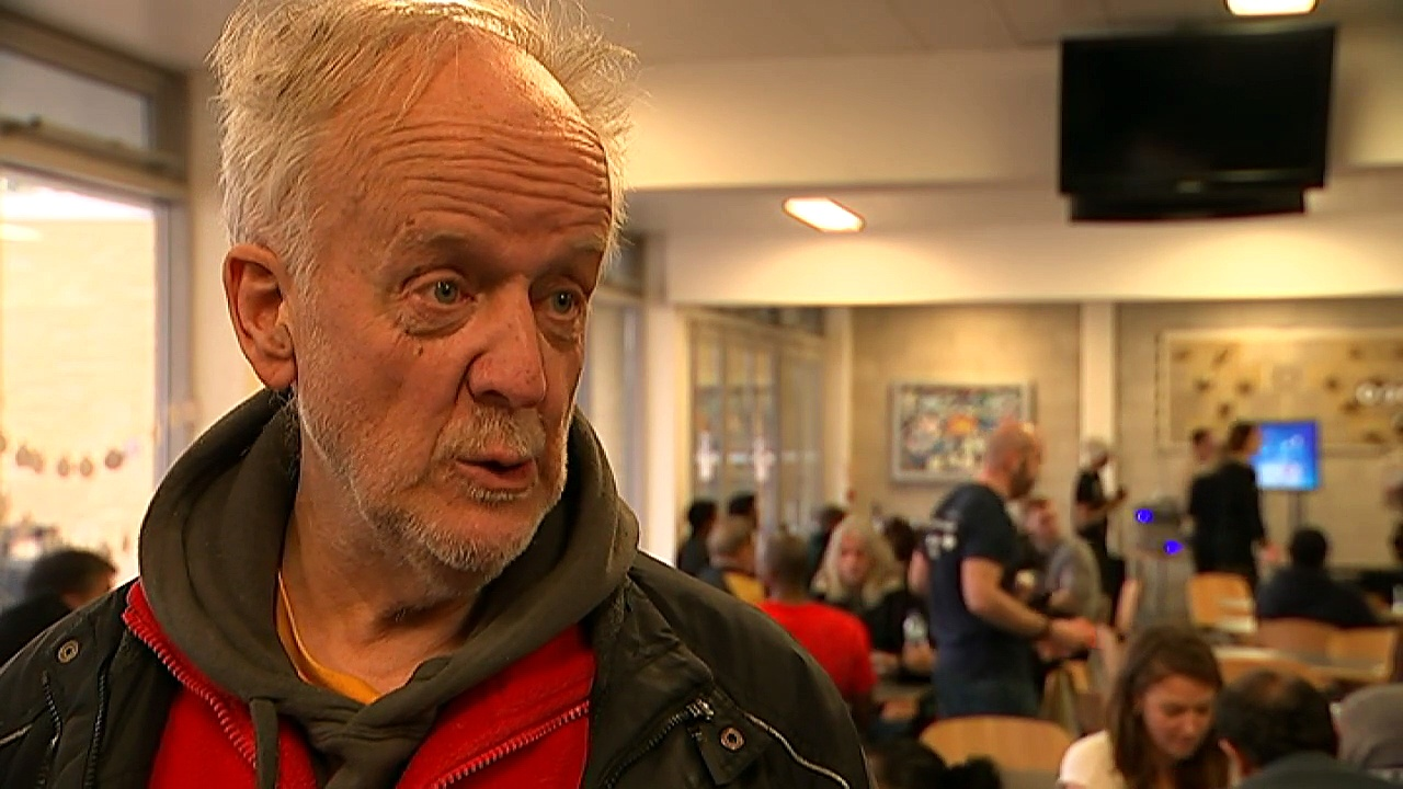Crisis supports homeless