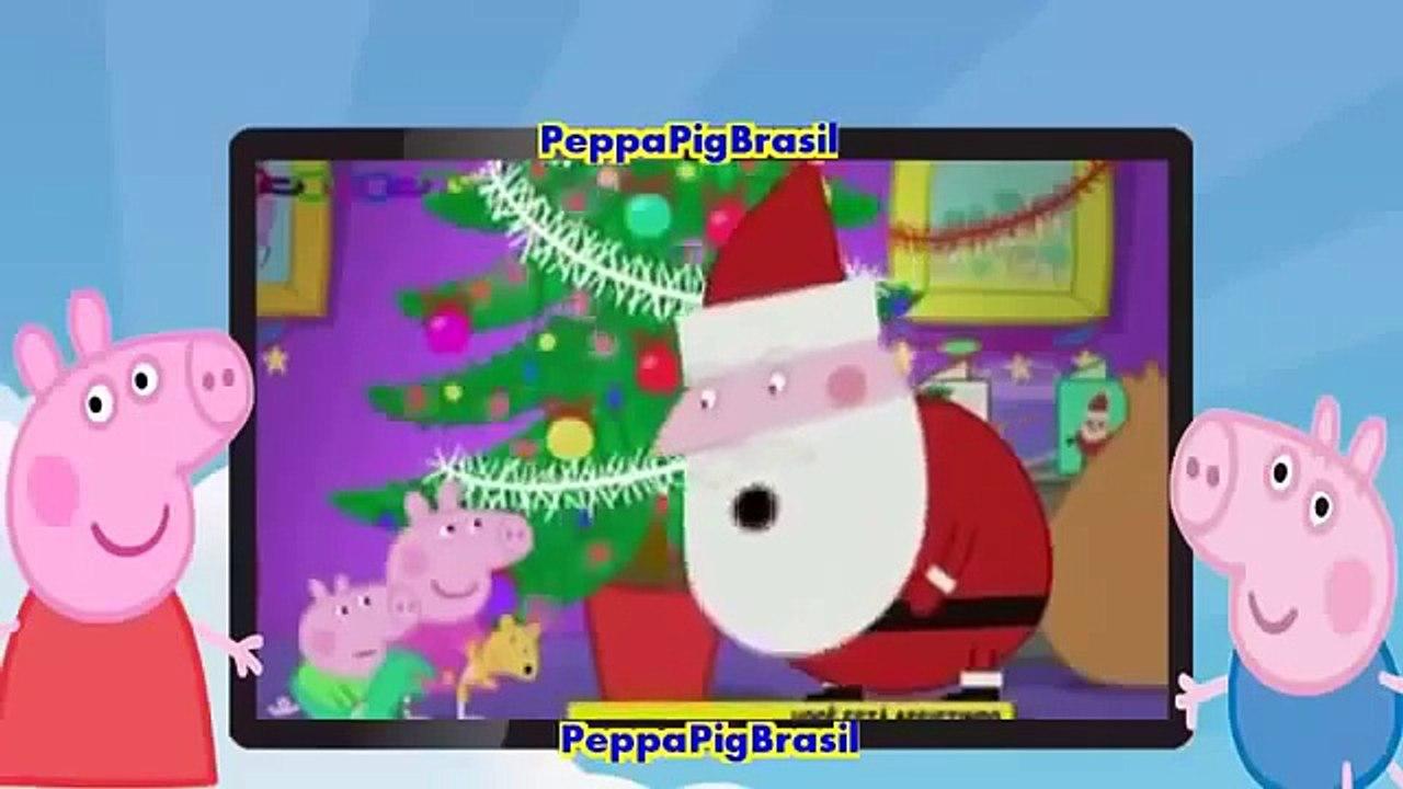 Peppa Pig Especial De Natal Dublado Em Portugues Video