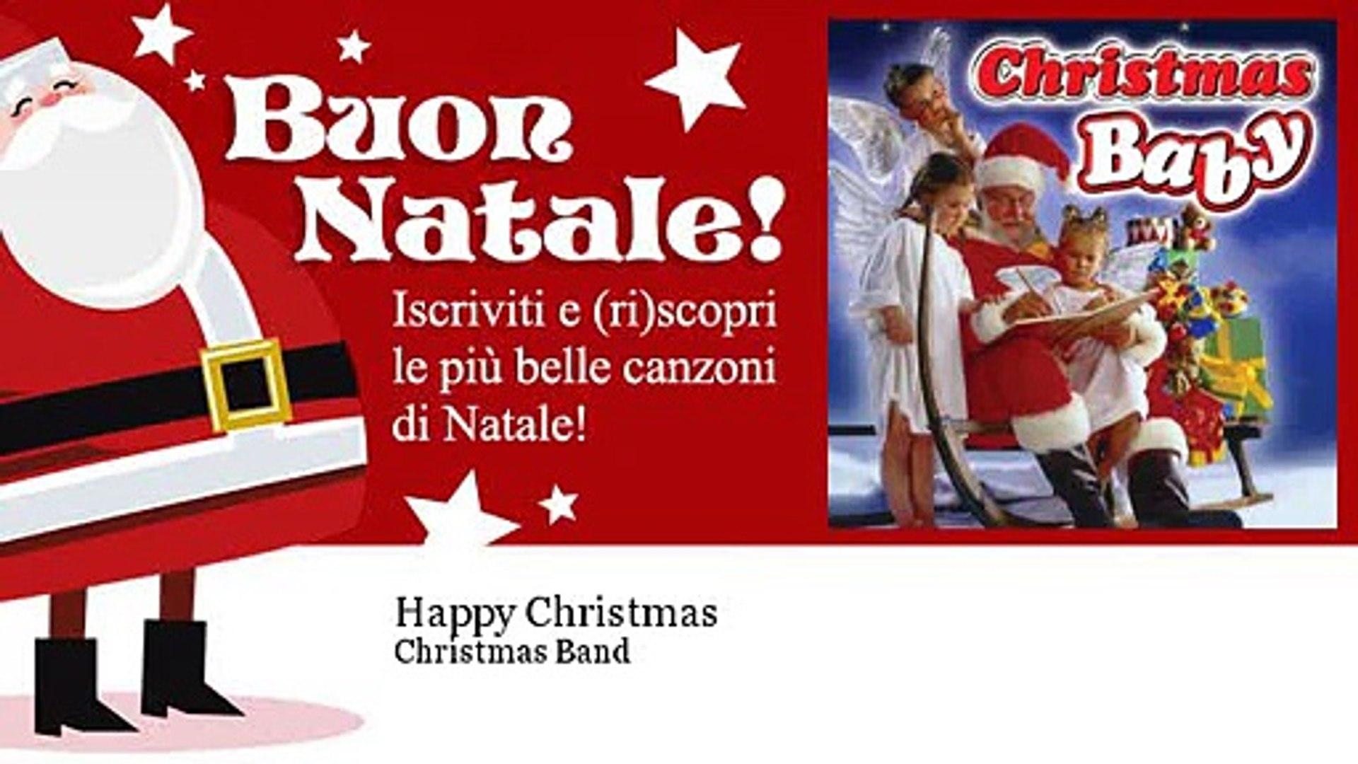 Christmas Band - Happy Christmas