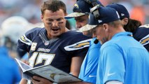 Rivers Practices, Downplays Back, Chest Injuries