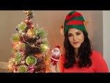 Sunny Leone As Sexy Santa - Watch Video