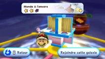 Super Mario Galaxy 2 - Monde 4 - Monde à l'envers : Pièces violettes dans les chambrettes