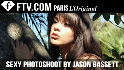 """""""Touch"""" Sexy Photoshoot With Patricia Rhees Photographed by Jason Bassett 
