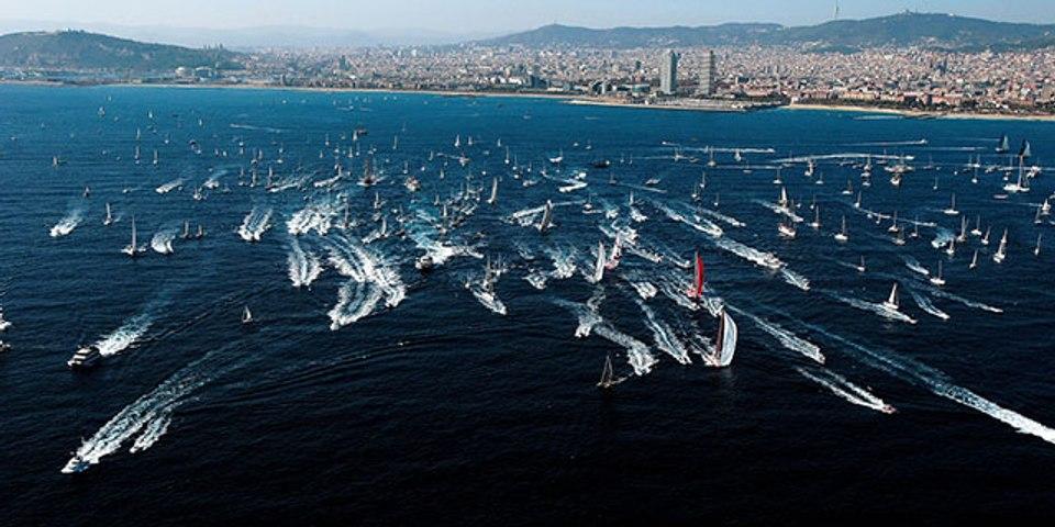 Barcelona World Race TEASER 2014/15