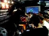 Stunt SL Tech au Paris Tuning Show